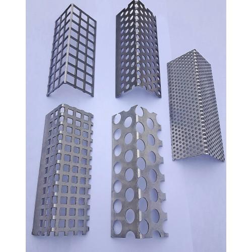 kątownik aluminiowy perforowany