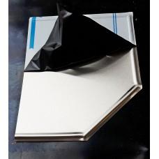 Blacha kominkowa kwasoodporna szlifowana 0,8x800x1000 mm