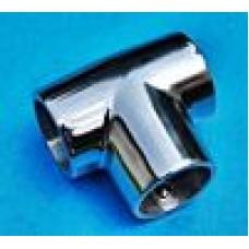Trójnik fi 25 mm zewnętrzny