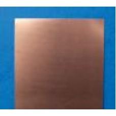 blacha miedziana 0,5x350x1000 mm